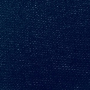Canvas dark indigo & white twill